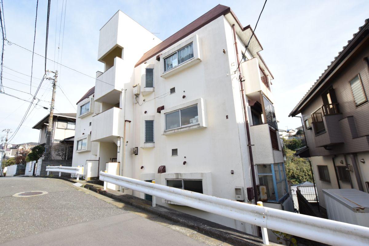 神奈川県のウィークリーマンション・マンスリーマンション「今井マンション 2DK」メイン画像