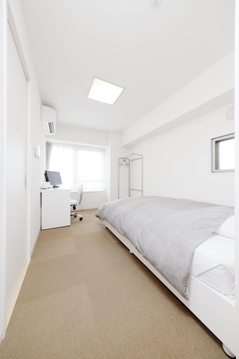 静岡県のウィークリーマンション・マンスリーマンション「マンスリーシズオカ Fタイプ」メイン画像