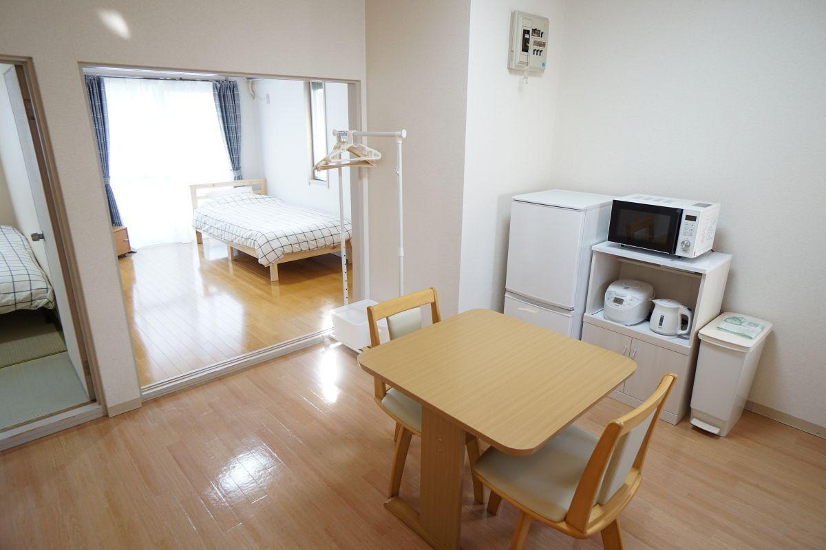 静岡県のウィークリーマンション・マンスリーマンション「マンスリー東千代田 」メイン画像