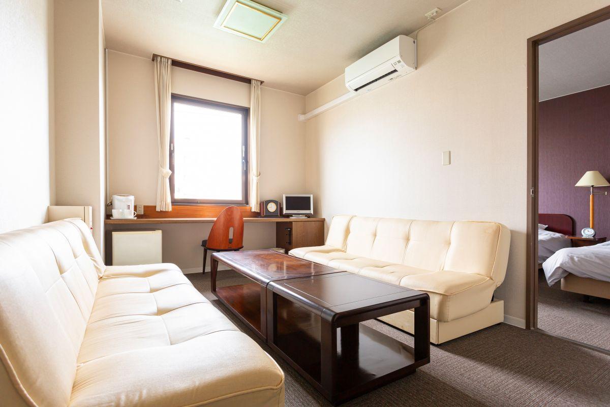 静岡県のウィークリーマンション・マンスリーマンション「マンスリーシミズ スイート」メイン画像
