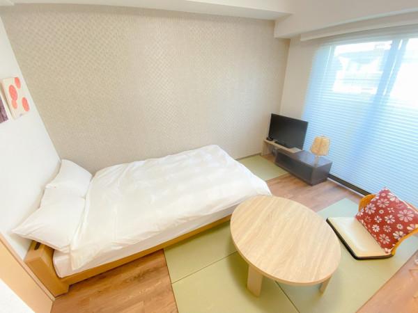 東京都のユーアンドアールホテルマネジメント株式会社のウィークリーマンション・マンスリーマンション「ユニオンマンスリー大塚7 403 1K・セミダブル(No.151588)」メイン画像