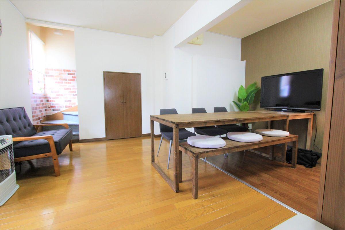 北海道のウィークリーマンション・マンスリーマンション「北海道Family Stay新川4条【駐車場2台完備】 3LDK」メイン画像