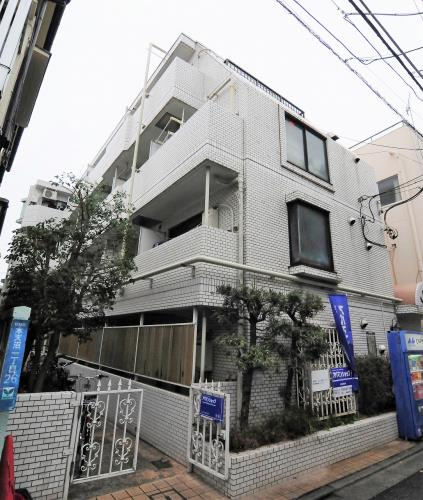 東京都のウィークリーマンション・マンスリーマンション「メゾン・ド・ネーフル 」メイン画像