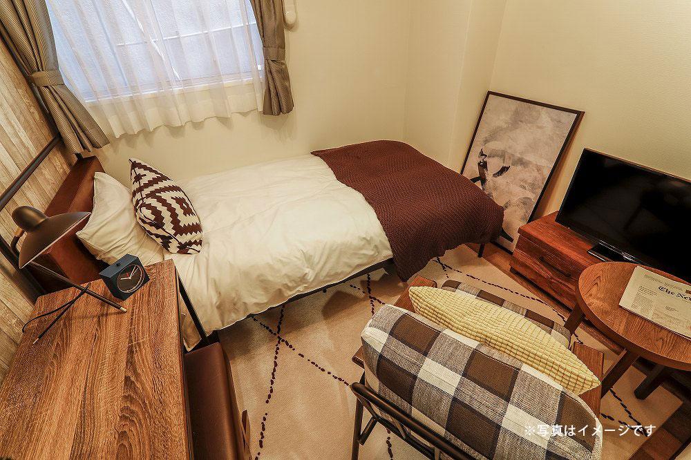 日本全国のウィークリーマンション・マンスリーマンション「ユニオンマンスリー新宿1 605 1R・シングル」メイン画像
