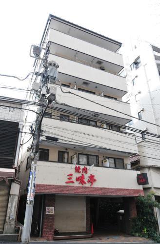 東京都新宿区のウィークリーマンション・マンスリーマンション「細工町アパルトマン 」メイン画像