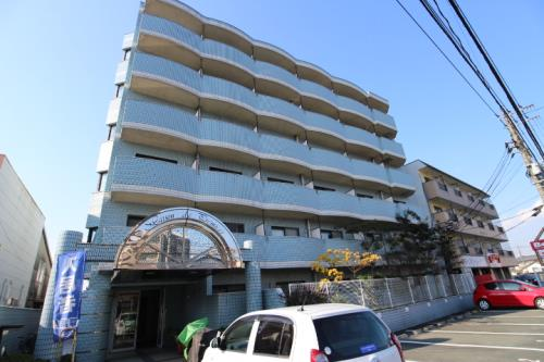 福岡県久留米市のウィークリーマンション・マンスリーマンション「メゾン・ド・プレミス 」メイン画像
