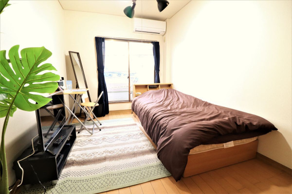 愛知県の株式会社ワンダーライフのウィークリーマンション・マンスリーマンション「HIKURASHI豊田新町 1Rtype」メイン画像