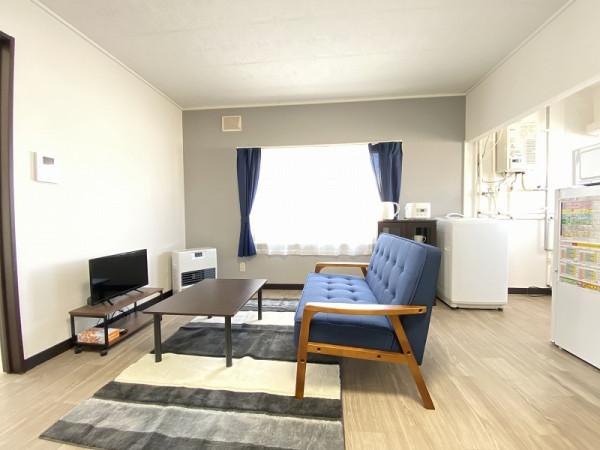 北海道旭川市のウィークリーウィークリーマンション・マンスリーマンション「AMB永山 204」メイン画像