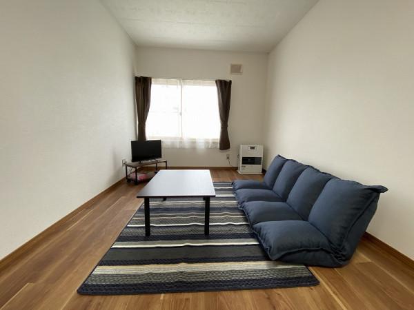 北海道旭川市のウィークリーマンション・マンスリーマンション「AMB永山 203 2LDK」メイン画像