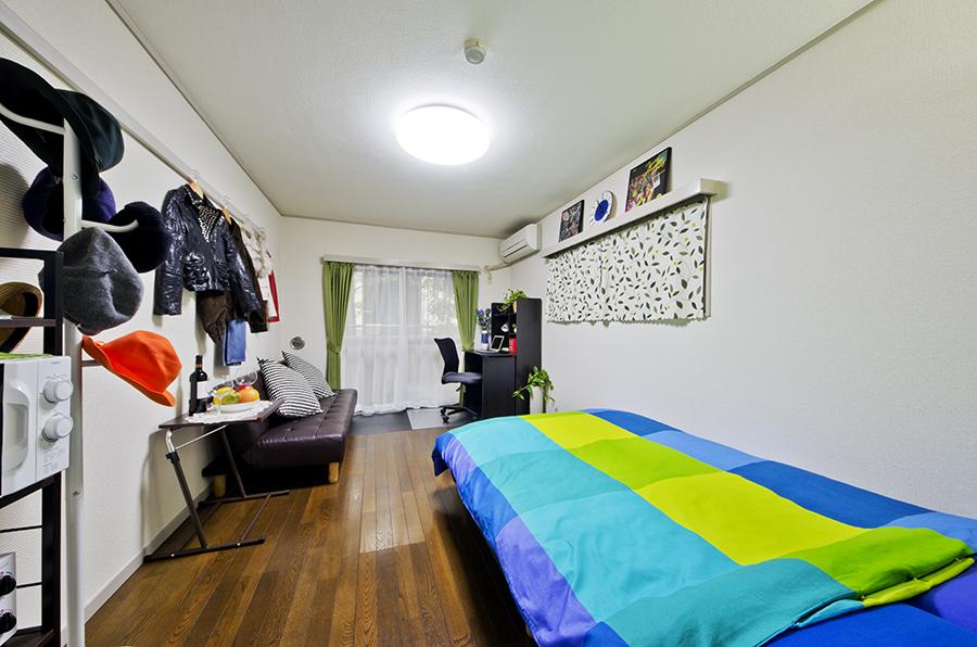 東京都のウィークリーマンション・マンスリーマンション「モダンリビングメインステージ幡ヶ谷 」メイン画像