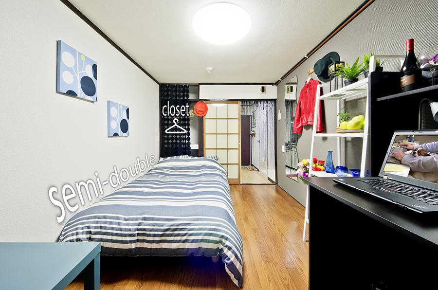 東京都のウィークリーマンション・マンスリーマンション「モダンリビング明大前 」メイン画像