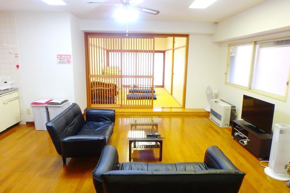 北海道のウィークリーマンション・マンスリーマンション「コミコミ月額CP実施中 ベストステイマンスリーすすきの 1LDK」メイン画像