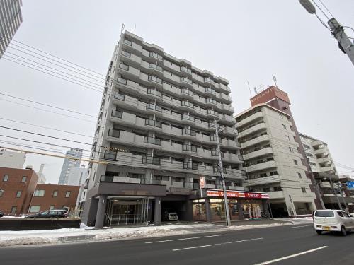 北海道札幌市東区のウィークリーマンション・マンスリーマンション「ラ・パルフェ・ド・札幌 」メイン画像