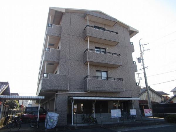 三重県のウィークリーマンション・マンスリーマンション「プレアールときわ 」メイン画像