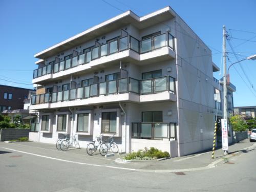 北海道札幌市北区のウィークリーマンション・マンスリーマンション「メゾン・ド・ムートン 」メイン画像