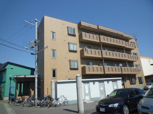 北海道函館市のウィークリーマンション・マンスリーマンション「パルティール・港町 」メイン画像