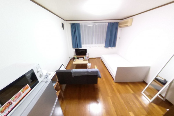 愛知県の株式会社ワンダーライフのウィークリーマンション・マンスリーマンション「HIKURASHI黒笹町 1Ktype(No.152699)」メイン画像