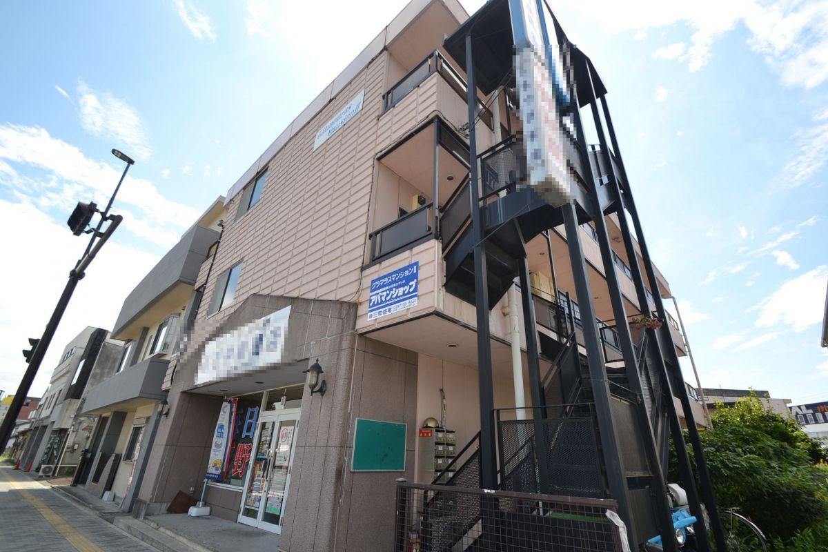 栃木県のウィークリーマンション・マンスリーマンション「グラマラスマンションⅡ(マンスリー) 1K」メイン画像
