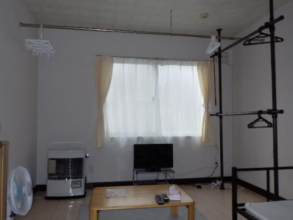 室蘭のウィークリーマンション・マンスリーマンション「カントリーハウス 1R」メイン画像