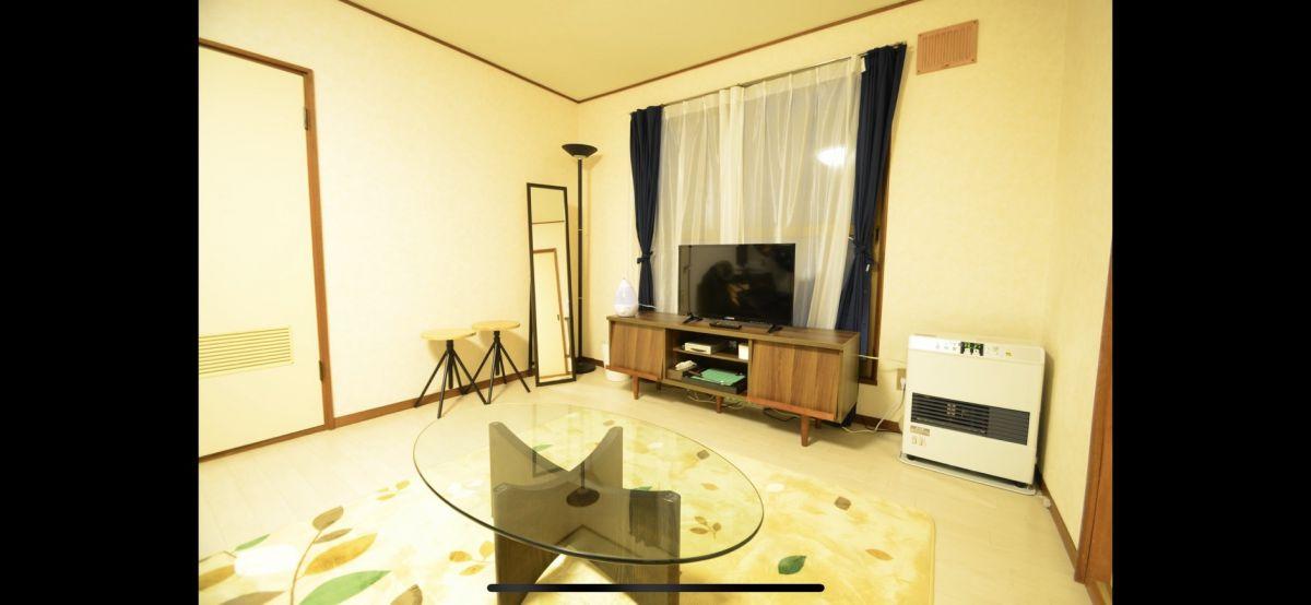 札幌市の家具家電付きマンスリーマンション「コーポ綾 2LDK」メイン画像