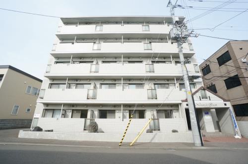 北海道札幌市豊平区のウィークリーマンション・マンスリーマンション「メゾン・ド・グラソン (No.153035)」メイン画像