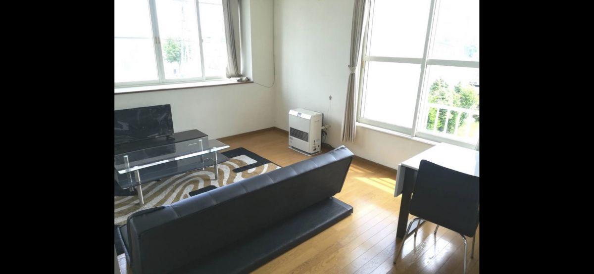 北海道札幌市手稲区の家具家電付きマンスリーマンション「アークヒルズ2 」メイン画像