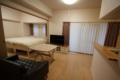 日本全国のウィークリーマンション・マンスリーマンション「アパマンショップマンスリー九品寺 2L」メイン画像
