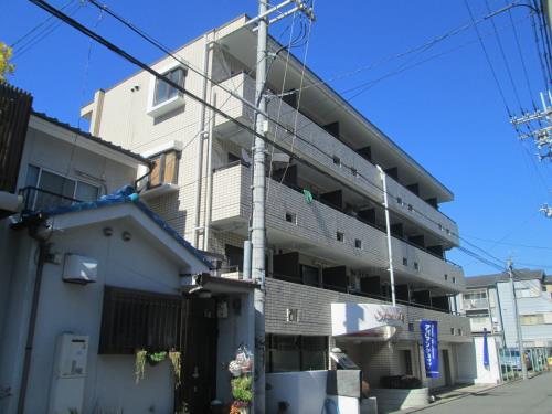 京都府のウィークリーマンション・マンスリーマンション「メゾン・ド・パルファン 」メイン画像