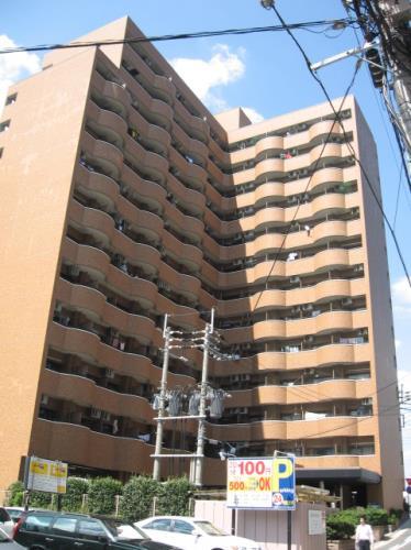 福岡県のウィークリーマンション・マンスリーマンション「メゾン・ド・ミラージュ 」メイン画像