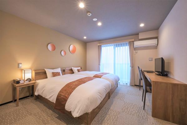 京都のウィークリーマンション・マンスリーマンション「Stay SAKURA 京都 清水五条 305・TypeA」メイン画像