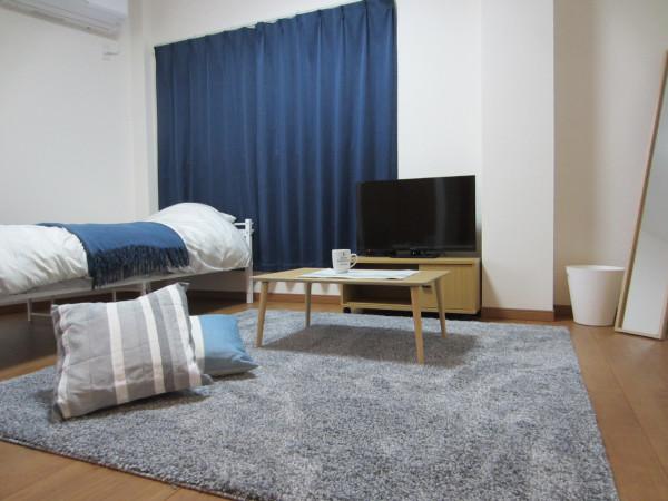 滋賀県のウィークリーマンション・マンスリーマンション「c-マンスリ 湖南市三雲 301」メイン画像