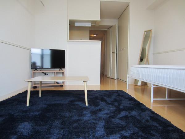 日本全国のウィークリーマンション・マンスリーマンション「c-マンスリー 草津本陣 806」メイン画像