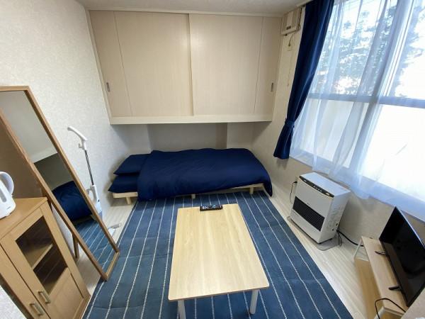 北海道のウィークリーウィークリーマンション・マンスリーマンション「アーバン南 2-C」メイン画像