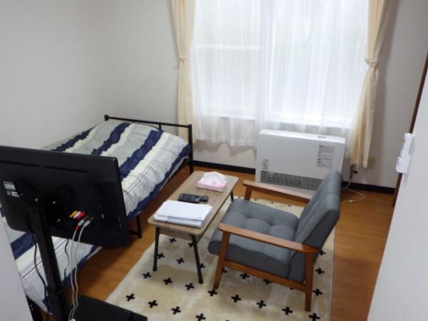室蘭のウィークリーマンション・マンスリーマンション「大昭グリーンヒル1 1R(No.153191)」メイン画像