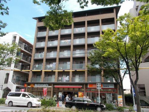 兵庫県のウィークリーマンション・マンスリーマンション「アミティ武庫之荘 」メイン画像