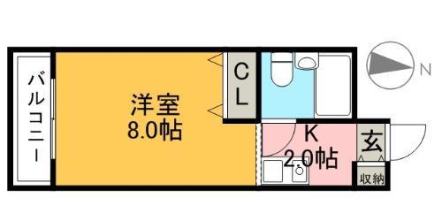 メゾン・ド・北円山<