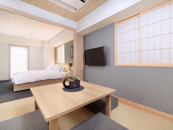 日本全国のウィークリーマンション・マンスリーマンション「アパートメントホテル MIMARU東京 赤坂 《マンスリー利用に最適な約40㎡の広いお部屋♪最大4名様までご入居可能です!》」メイン画像