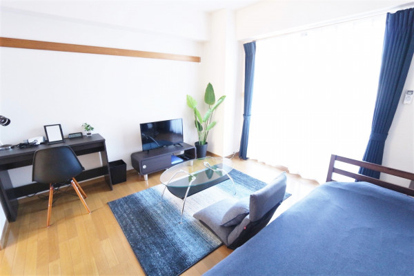 茨城県のウィークリーマンション・マンスリーマンション「ハートリーヒル 101・1K」メイン画像