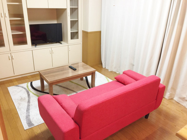 茨城県のウィークリーマンション・マンスリーマンション「LiViNG KOGA 19H・1LDK」メイン画像