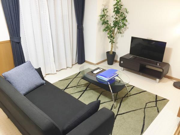 日本全国のウィークリーマンション・マンスリーマンション「LiViNG KOGA 17H・1LDK(No.153305)」メイン画像