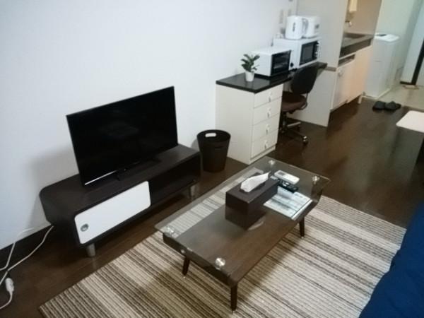 茨城県のウィークリーマンション・マンスリーマンション「コバヤシマンション 207・1R」メイン画像