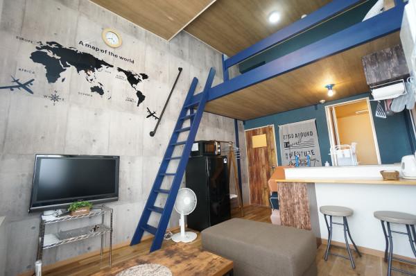 北海道札幌市西区のウィークリーマンション・マンスリーマンション「ソニア34 205」メイン画像