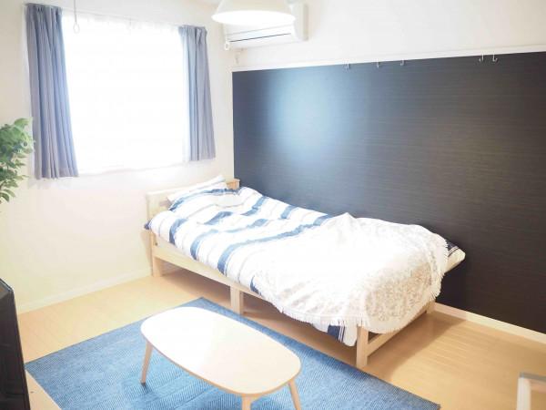 東京都のウィークリーマンション・マンスリーマンション「エスエスマンスリー八王子 滝山2K」メイン画像