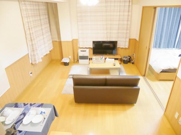 札幌の家具家電付きマンスリーマンション「マンスリーNK (No.153362)」メイン画像