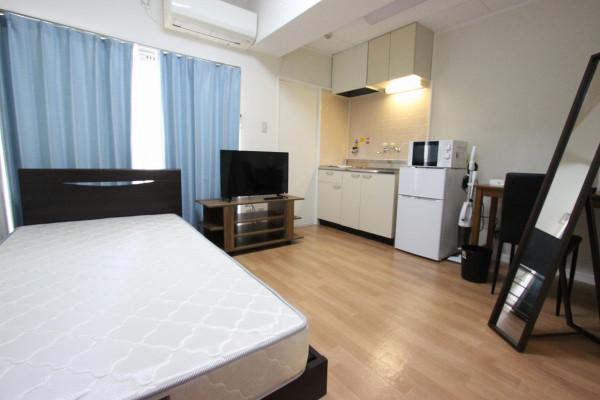 日本全国のウィークリーマンション・マンスリーマンション「八宝ビル 306」メイン画像