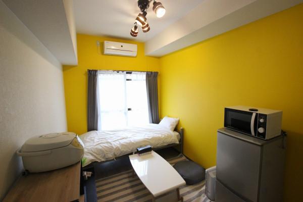 広島県のウィークリーマンション・マンスリーマンション「コーポマルニ 205」メイン画像