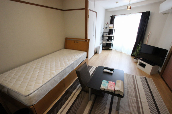 広島県のウィークリーマンション・マンスリーマンション「梶川ビル 304」メイン画像
