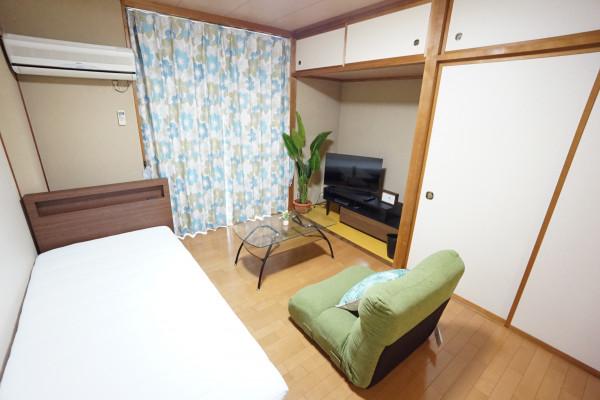 福井のウィークリー・マンスリーマンション「ルーチェ若杉」メイン画像