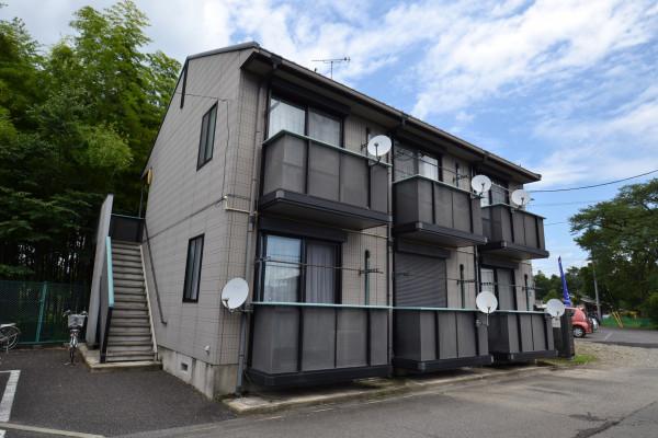 栃木県のウィークリーマンション・マンスリーマンション「ディアス元町(マンスリー) A102」メイン画像
