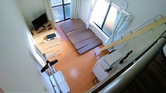 千葉県のウィークリーマンション・マンスリーマンション「フレックス津田沼 」メイン画像